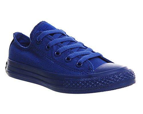 Converse Chuck Taylor All Star - Zapatos de lona, unisex Laser Blue Mono