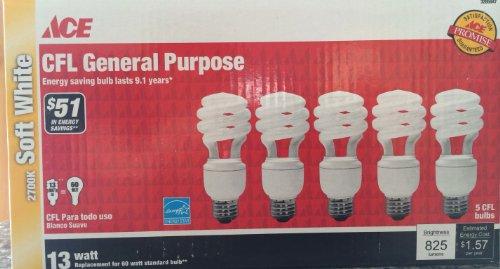 13-watt-cfl-60-watt-equivalent-general-purpose-soft-white-energy-saving-bulb-5-pack-brand-new