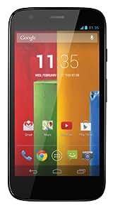 "Motorola Moto G - Smartphone libre Android (pantalla 4.5"", cámara 5 Mp, 16 GB, Quad-Core 1.2 GHz, 1 GB RAM), negro"
