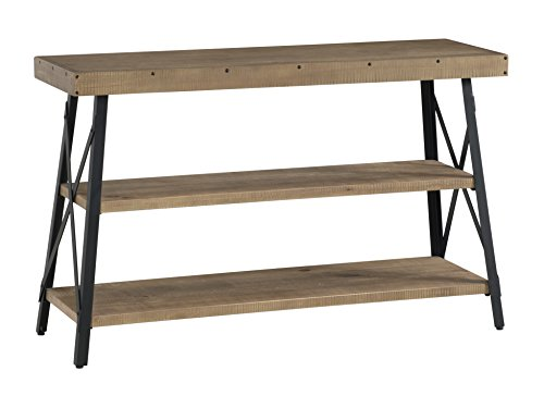 Martin Svensson Home 890444 Xavier Sofa - Console Table, Reclaimed Natural ()