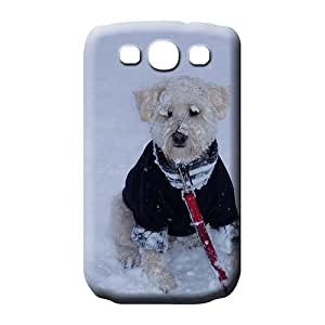 samsung galaxy s3 Sanp On Awesome Scratch-proof Protection Cases Covers mobile phone shells snow schnoodle