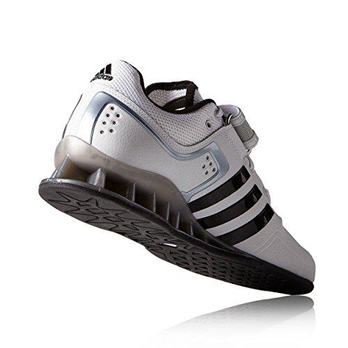 Hombre Para Zapatillas Adipower Blanco Interior Adidas Deportivas AXa6w
