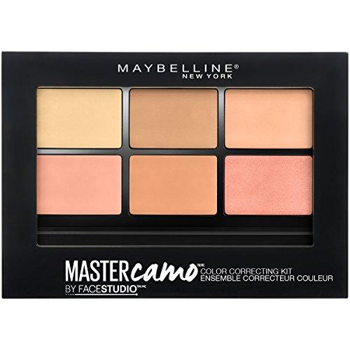 Maybelline Facestudio Master Camo Color Correcting Kit, Medium, 0.21 oz.
