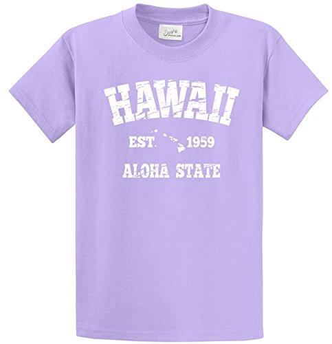 (Joe's USA(tm - Vintage Hawaiian Islands T-Shirts in Size 6XL)
