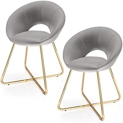 JustRoomy Set of 2 Accent Chair