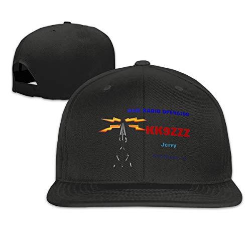 YUYU HAM Radio Operator Baseball Hat