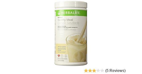 Amazon.com : Herbalife Formula 1 (Strictly Kosher), 19.4oz(550g) : Grocery & Gourmet Food