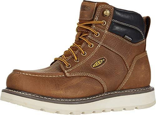 Soft Toe Waterproof Construction Shoe