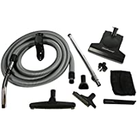 Cen-Tec Systems 91497 Central Vacuum Turbocat with Accessory Kit