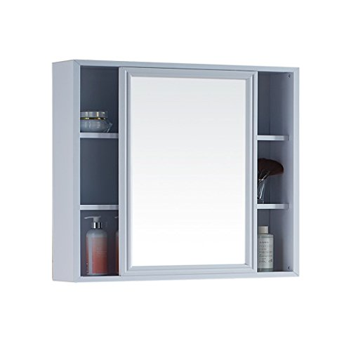 Ppy778 700 X 700mm,800700mm Space Aluminum Mirror Cabinet Fashion Design Bathroom Mirror -