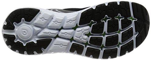 Brooks PureFlow 6, Scarpe da Corsa Uomo Nero (Black/Anthracite/Silver)