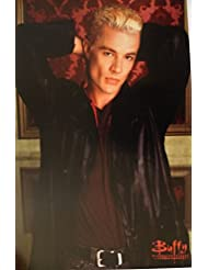 Buffy the Vampire Slayer James Marsters as Sexy Spike 11 x 17 Poster Lithograph