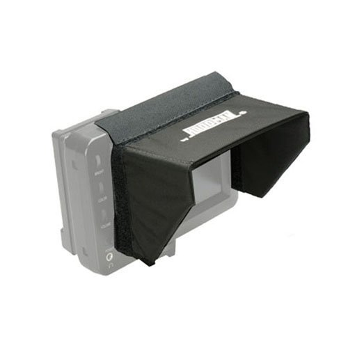 hoodman imaging auxiliary equipment 5-inch LCD monitor hood camcorder HV5 042719 (Japan Import)の商品画像