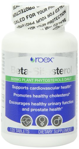 Roex Beta Sit Sterol Tablets, 120 Count