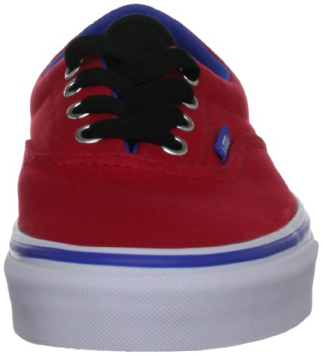 Era Zapatillas de Vans Red Rojo Princess skate Blue Unisex dnZxPqCxw