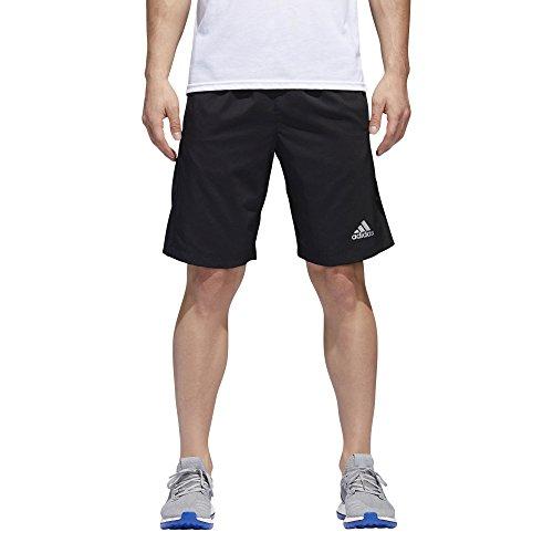 adidas Men's Designed-2-Move Shorts, Black, Small