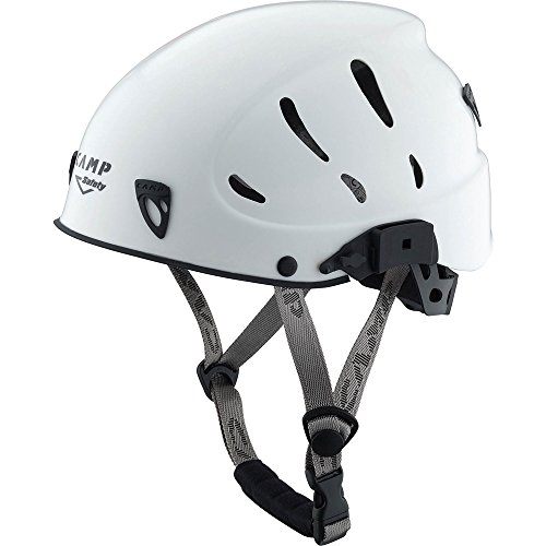 CAMP Armour Work Helmet White by CAMP Safety Gear