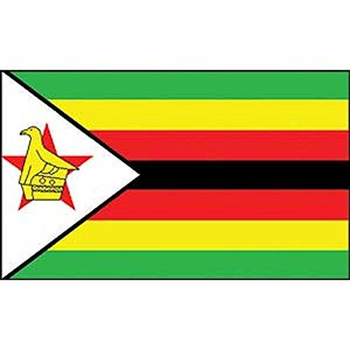 Buy findingking zimbabwe flag on stick 4\