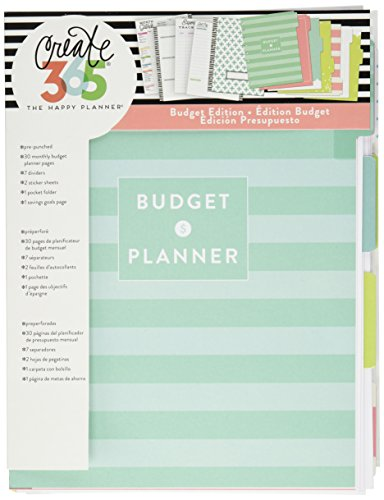 Budget Extension Bill Organizer Classic Happy Planner Accessory by Me & My Big Ideas by Me & My Big Ideas