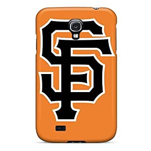 GAwilliam Perfect Tpu Case For Galaxy S4/ Anti-scratch Protector Case (san Francisco Giants)