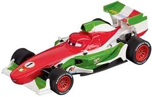 Carrera 20061194 Carrera GO! Disney/Pixar Cars 2 - Coche diseño Francesco Bernoulli [Importado de Alemania]