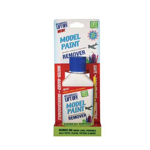Liftoff Model Paint Remover 4.5 Oz