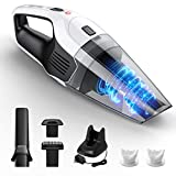 Best Cordless Handheld Vacuums - Holife Upgraded Handheld Vacuum Cordless Cleaner, 14.8V Portable Review