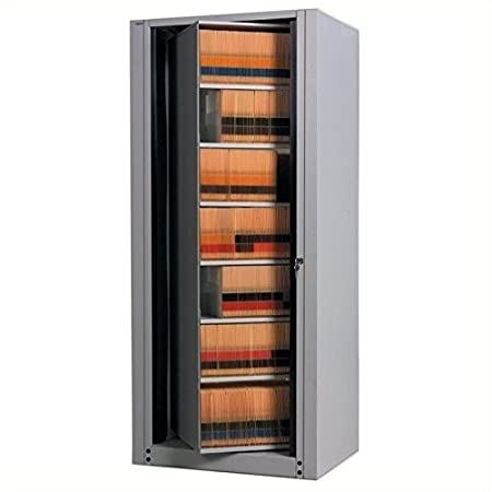 Mayline High Density Storage And Filing Arc Rotary File (7