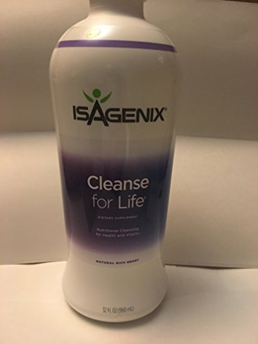 Isagenix - Cleanse for Life 32 oz Bottle