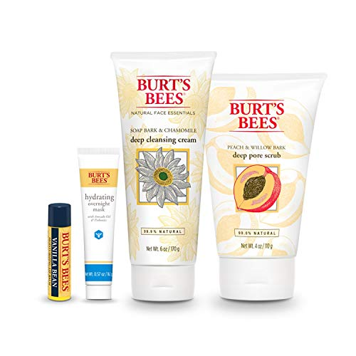 Burt's Bees Face Care Essentials Gift Set, 1 Count