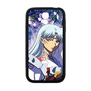 Sesshoumaru handsome boy Cell Phone Case for Samsung Galaxy S4