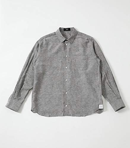 ワイシャツ 【MEN'S】COTTON LINEN BIG SHIRT 251CSF30-387E