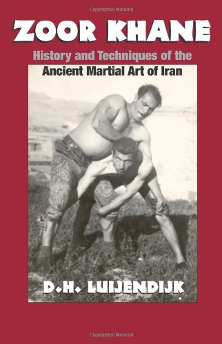 Zoor Khane: History and Techniques of the Ancient Martial Art of Iran