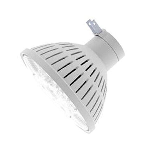 Side Par38 Prong - Solais 38403 - LR38sp/40/30K/1250/WH PAR38 Flood LED Light Bulb