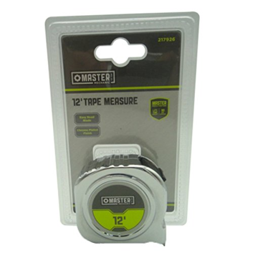 Best Apex Tool Group Tape Measures - Apex Tool Group 217926 Chrome Tape