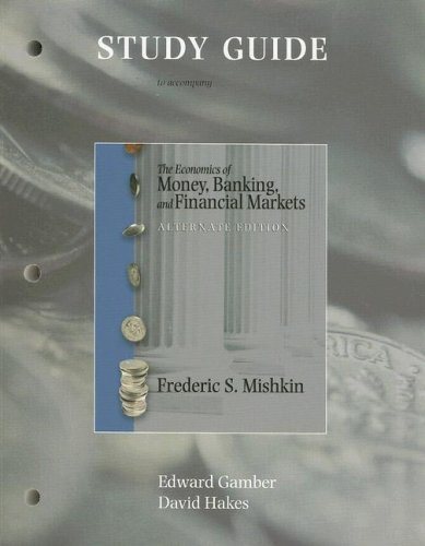 Economics Of Money Banking And Financial Markets Pdf