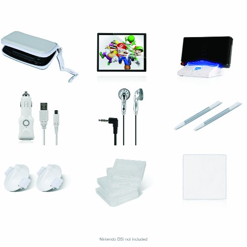 (DSi 16 in 1 Travel Kit)