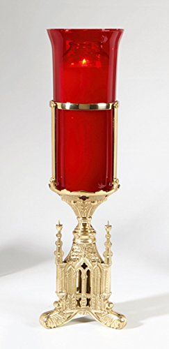 San Pietro Altar Sanctuary Light Holder by Sudbury (Image #1)