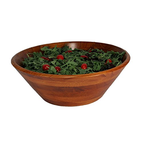 od Salad Bowl, 11-Inch, Walnut (Walnut Salad Bowl)