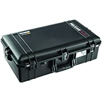 Pelican Air 1605 Case With Padded Dividers (Black)