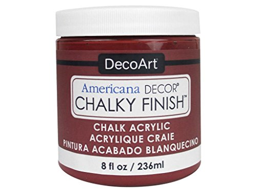 (DecoArt Ameri Americana Decor Chalky Finish 8oz Estate)