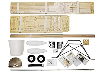 Spacewalker 1580mm Laser Cut Balsa for Electric/IC Power (Kit