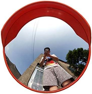 カーブミラー 凸面鏡ラウンド交通道路の交差倉庫盲点安全ミラー30センチメートル45センチメートル60センチメートル75センチメートル80センチメートル100センチメートル RGJ4-22 (Size : 800mm)