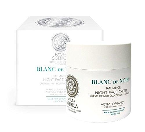 Natura Siberica Copenhagen Blanc de Noirs Radiance Night Face Cream 50ml