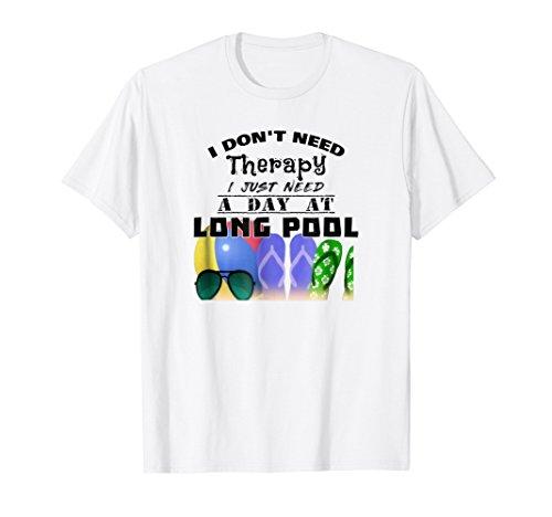 Arkansas Pool - Swimming at Arkansas' Long Pool Funny T-Shirt Design