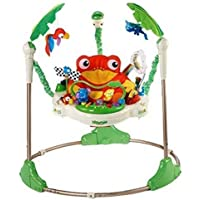 Electric Baby Walker and Jumper with Light and Music Jumperoo Baby Learning Jump Walker for Baby Under Age 2