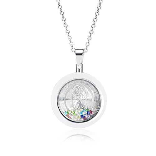 Protection Necklace Birthstone Catholic Religious product image