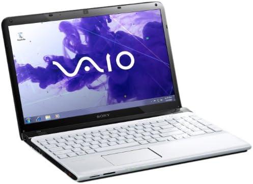 Sony VAIO E1511V - Ordenador portátil de 15.5 pulgadas, Intel Core i5-2450M, Turbo Boost 3.10 Ghz, 6 GB de RAM, 750 GB de disco duro, color blanco