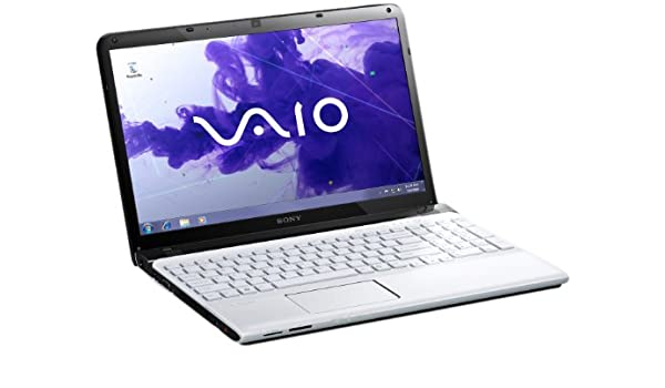 Sony VAIO E1511V - Ordenador portátil de 15.5 pulgadas, Intel Core i5-2450M, Turbo Boost 3.10 Ghz, 6 GB de RAM, 750 GB de disco duro, color blanco: ...