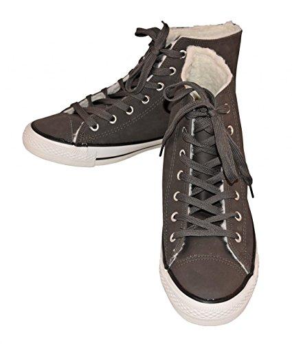 DT NewYork Chaussures Bateau Homme Men's Casual Budget, Couleur:gris;Taille:37